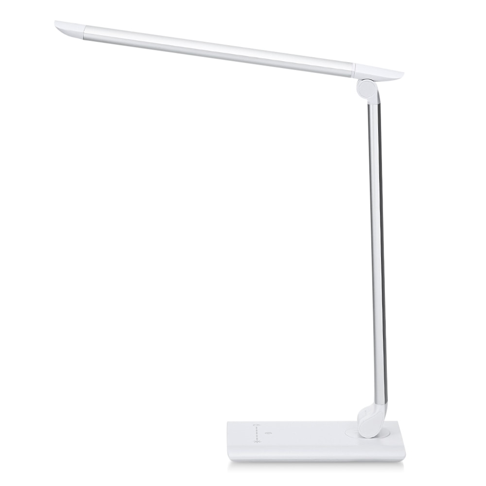 220 V 2018 Original Flexible LED Table Lamp Touch Sensor Control Desk Light 7 Levels Of Light Brightness Bedroom Reading Light