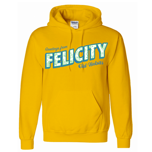 Greetings From FELICITY Hoodie