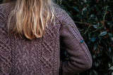 AVFKW x Thea Colman - The Botanist Cardigan Kit
