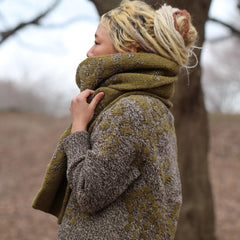 Bouquet Shawl Kit - New! - PREORDER