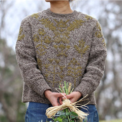 Bouquet Sweater Kit - New! - PREORDER