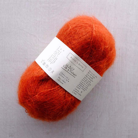 Label: Dark Orange Grey