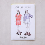Closet Core Patterns - Cielo Top + Dress Pattern - PRINTED - SOLD OUT