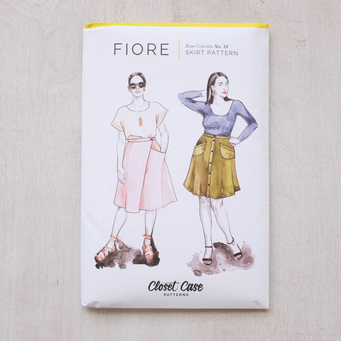 Fiore Skirt from Closet Case Patterns