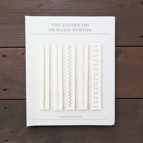 Label: The Geometry of Hand Sewing