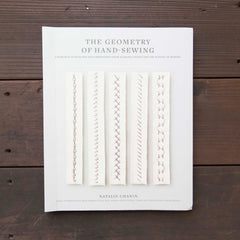 The Geometry of Hand Sewing - Just Re-stocked!