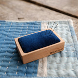 Buaisou - Indigo-dyed Pin Cushion