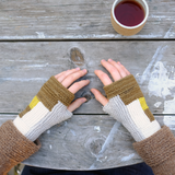 Fringe x Verb Log Cabin Mitts Kit