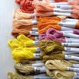 AVFKW - Naturally Dyed Embroidery Floss - Just restocked!