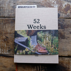 52 Weeks of Socks from Laine - PREORDER - SHIP 5/7