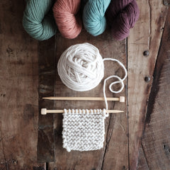 Free Class: Learn to Knit! Sunday Dec 2 and/or Dec 16