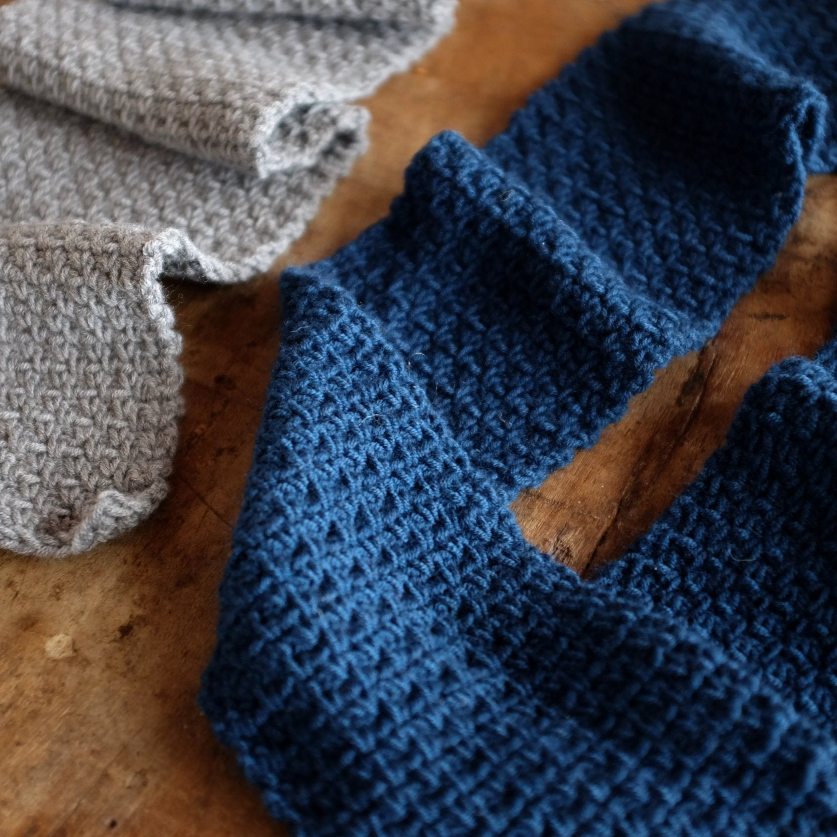 Crocheting 101: Simple Scarf or Cowl - Saturday, August 17th + More Dates!