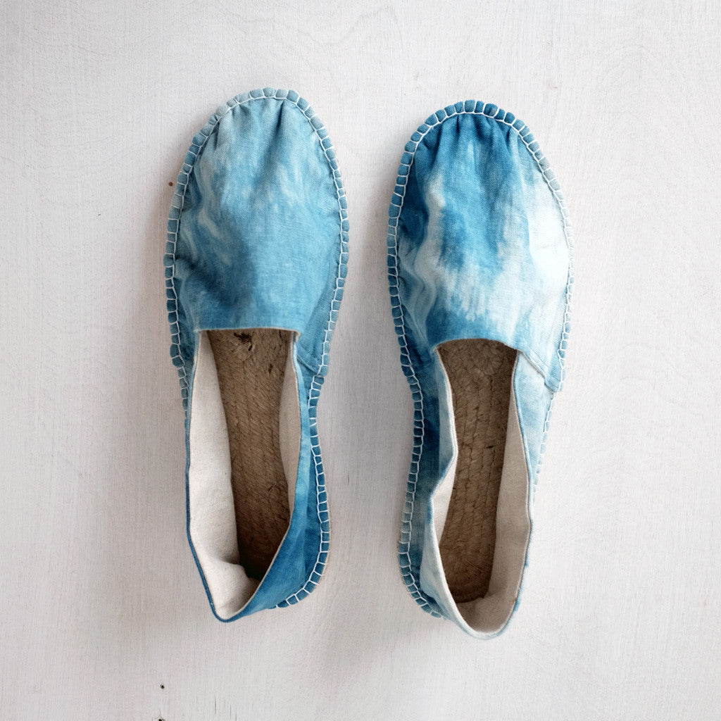Sew Your Own Espadrilles