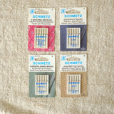 Sewing Machine Needles - Schmetz - Assorted