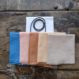 Fabric Mask Kit - Naturally Dyed  by AVFKW - NEW! SOLD OUT