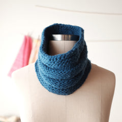 Knitting 102: Next Step Cowl - August 5th