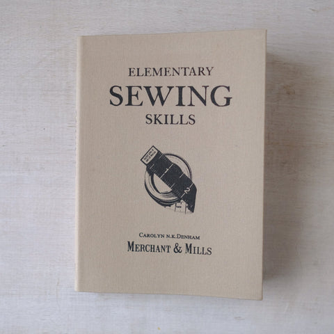 Merchant & Mills Elementary Sewing Skills - COMING SOON
