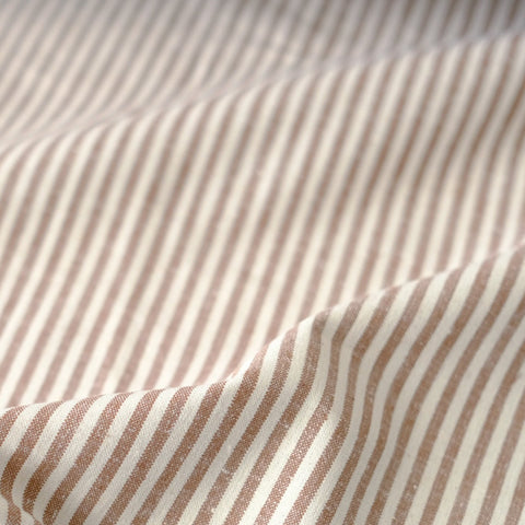 Woven Stripe - Hemp + Organic Cotton - New!