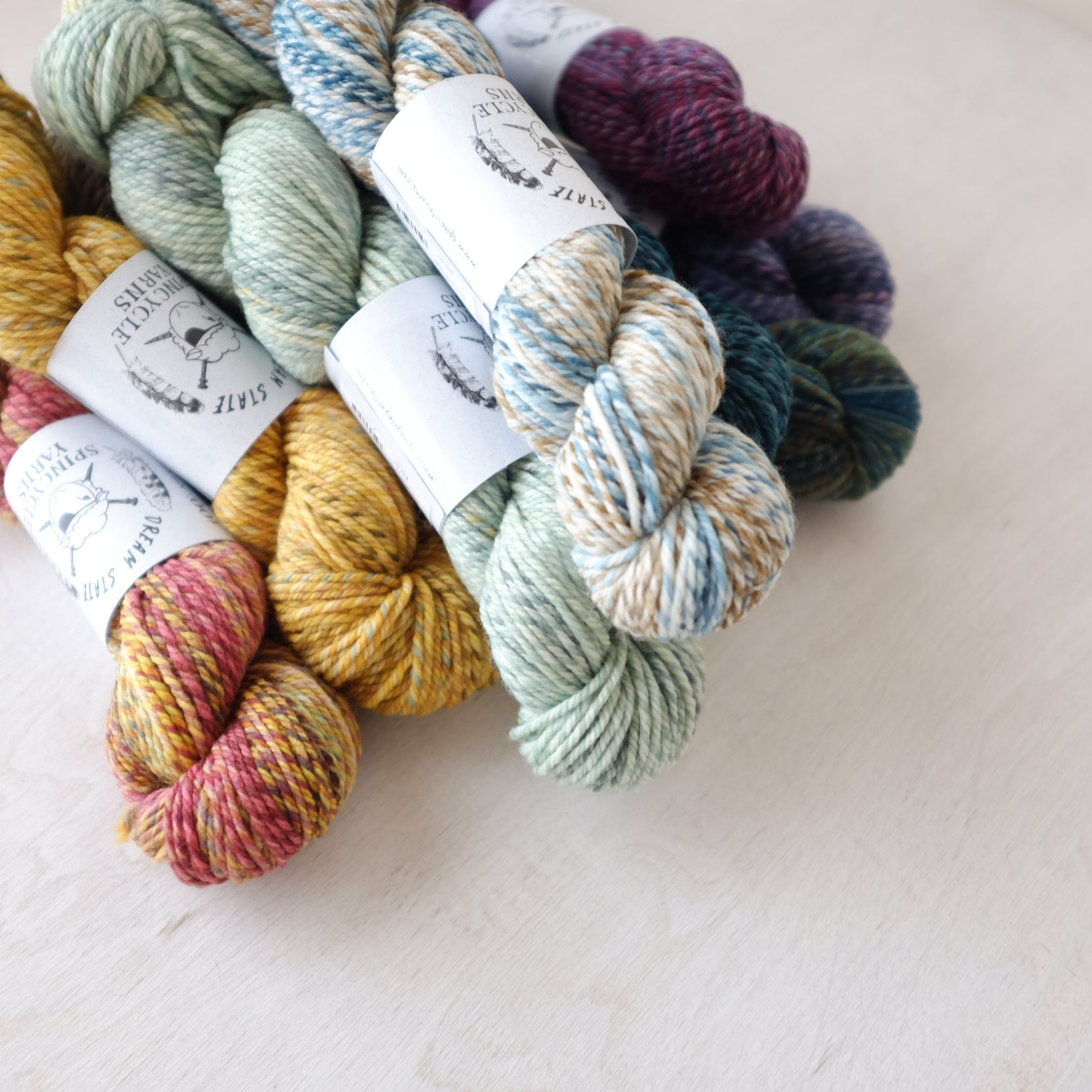 Spincycle Yarns - Dream State - Just restocked!