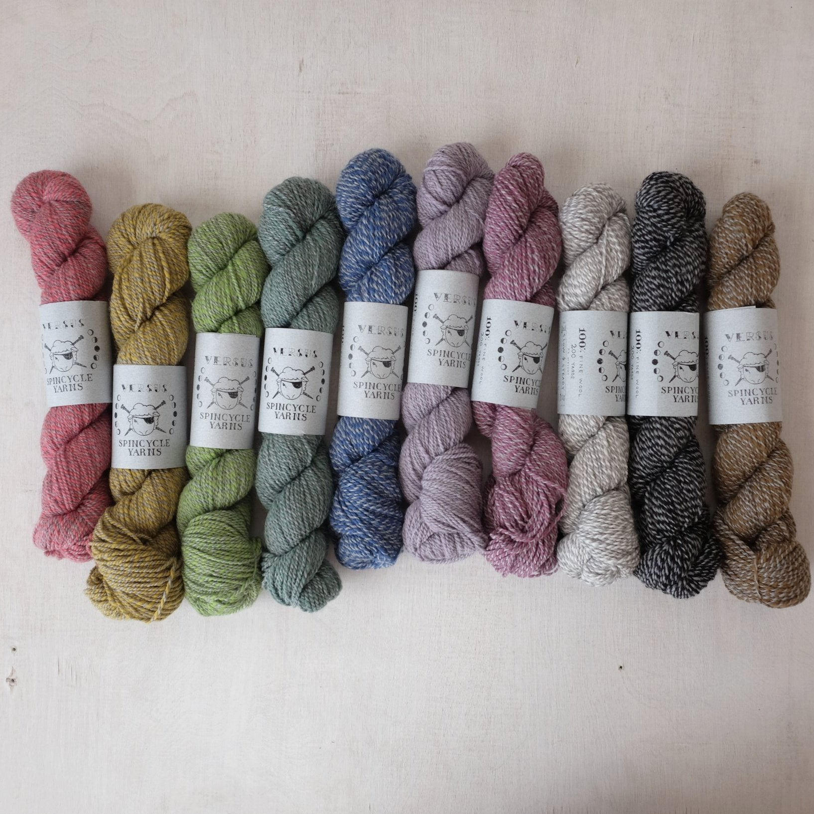 Spincycle Yarns - Versus - New!