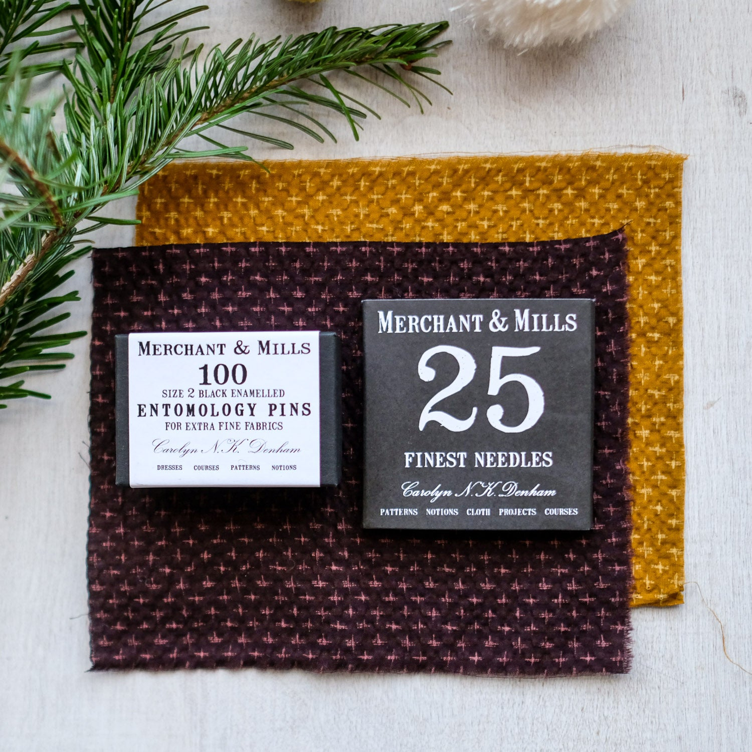 Merchant & Mills Sew Love Kit