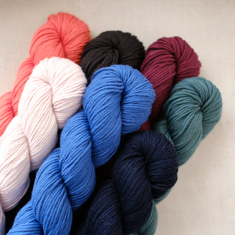 Blue Sky Fiber - Organic Cotton Skinny - Just added!