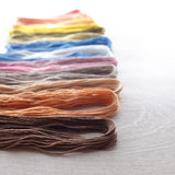 AVFKW - Naturally Dyed Embroidery Floss - New Colors Added