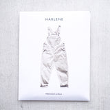 Merchant and Mills - The Harlene Overalls Pattern - PRINTED
