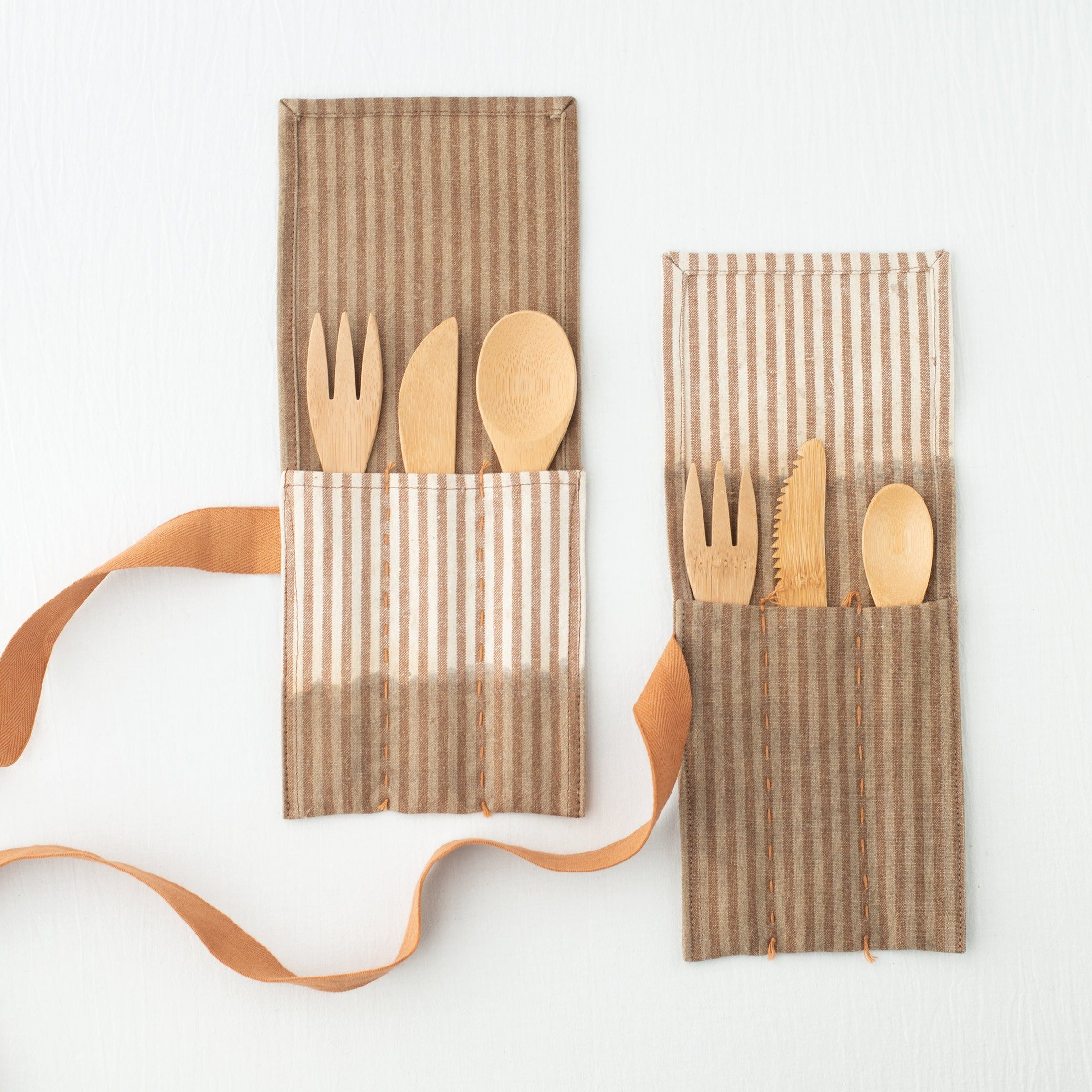 AVFKW X Making Magazine - The Everyday Utensil Roll Kit - Just restocked!
