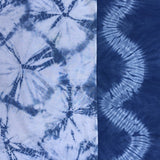 Indigo + Shibori: Bound Resist + Stitch Resist: Sunday, September 16th