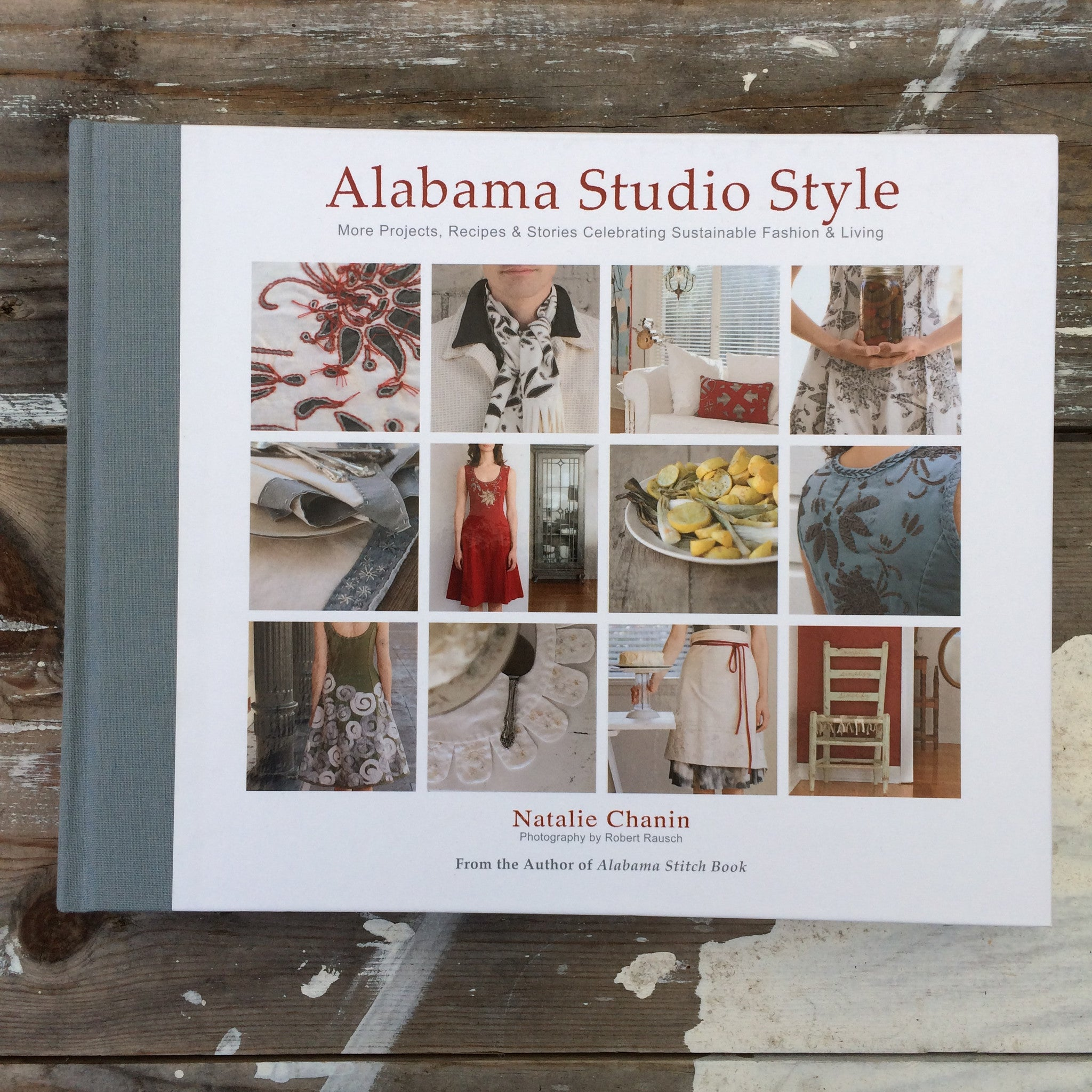 Alabama Studio Style by Natalie Chanin