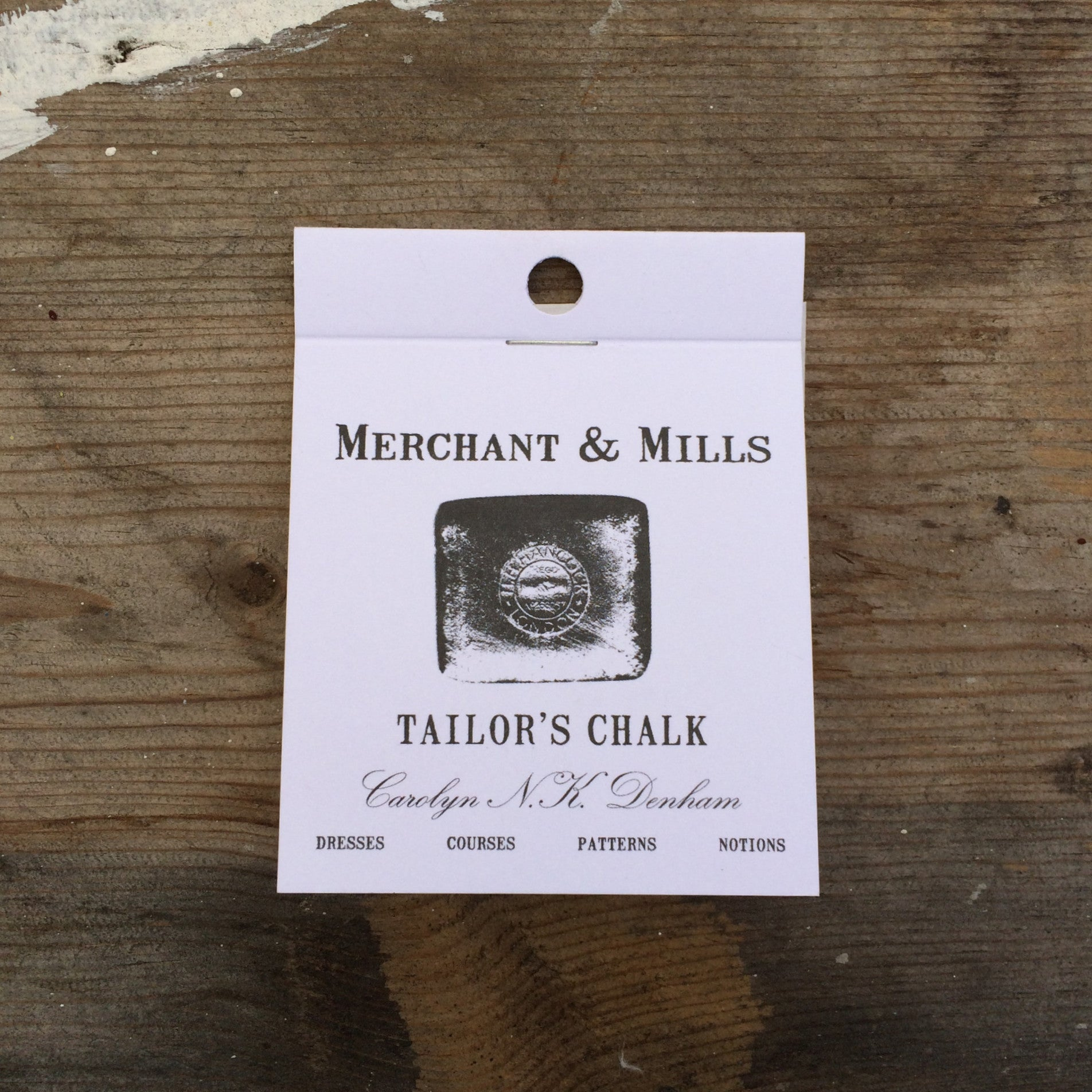 Merchant & Mills Tailor's Chalk