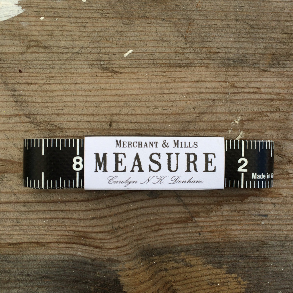 Merchant & Mills Tape Measure - SOLD OUT