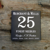 Merchant & Mills Needles + Pins