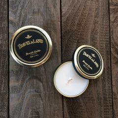 Travel by Land Candles