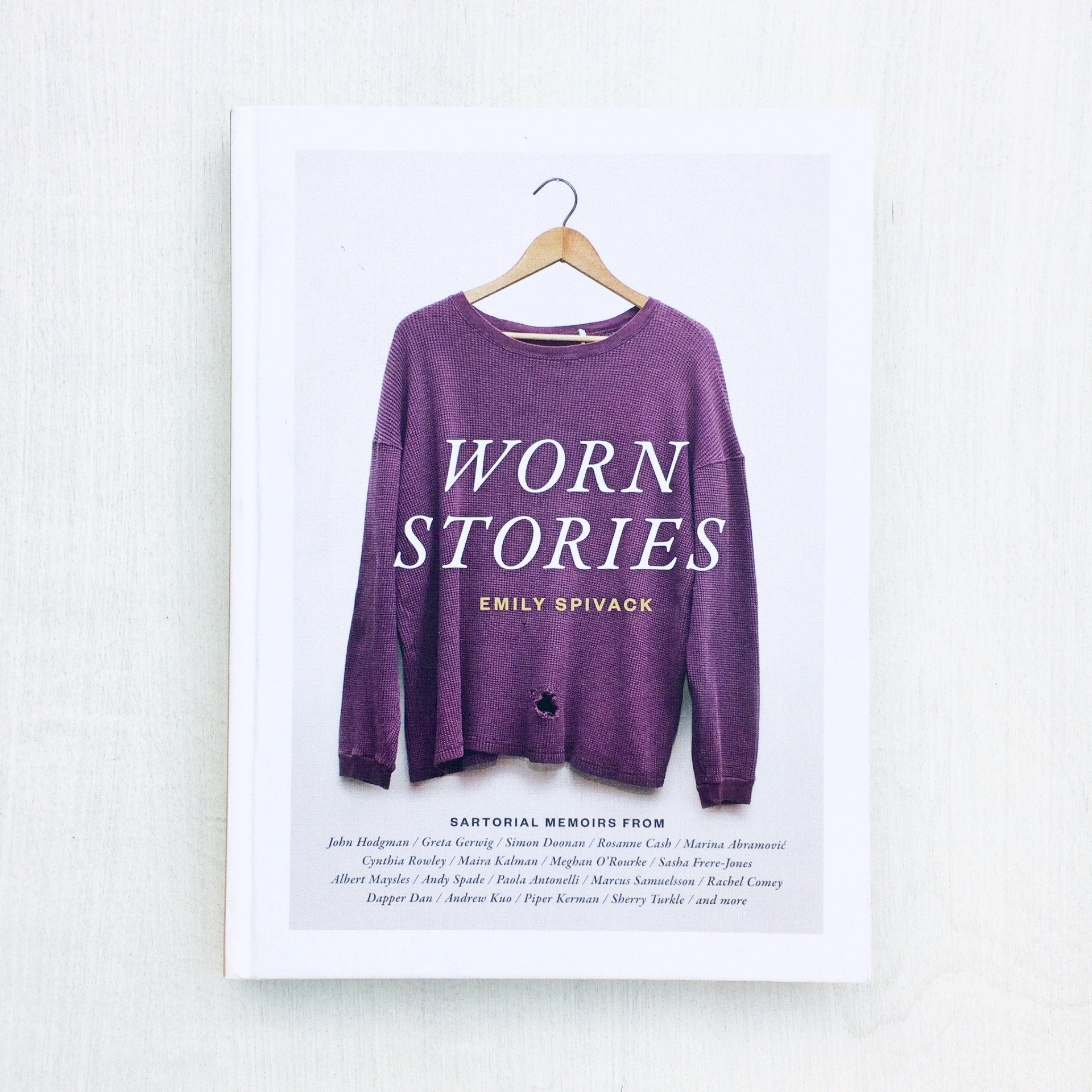 Worn Stories by Emily Spivack - SOLD OUT