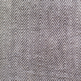 Label: Herringbone - Black and White