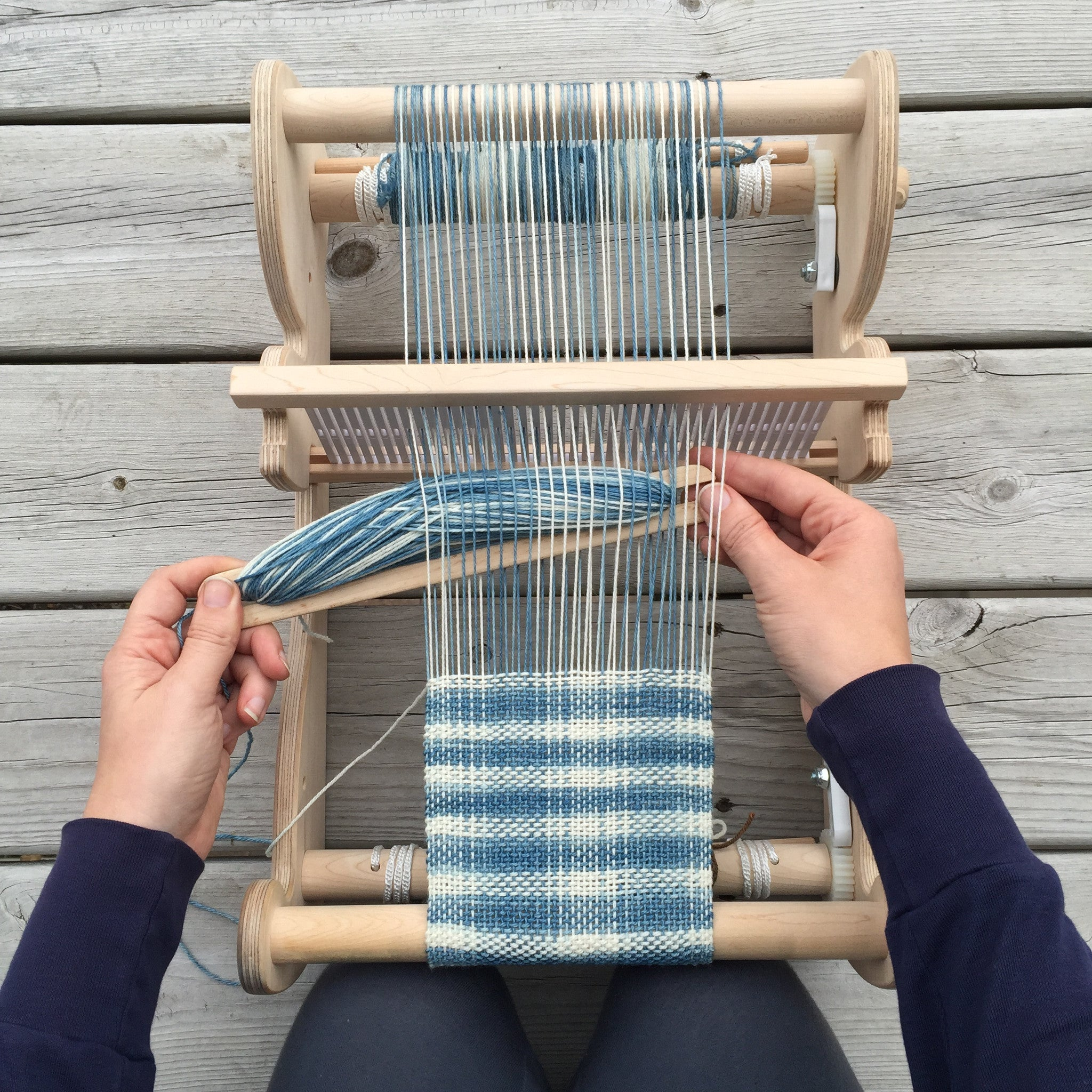 Rigid Heddle 101 - Sundays, September 8th + 15th + More Dates!