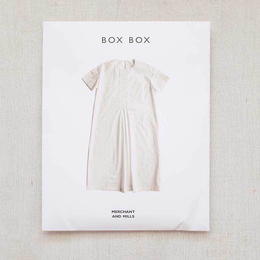 Merchant and Mills - Box Box Dress - PRINTED - NEW! SOLD OUT
