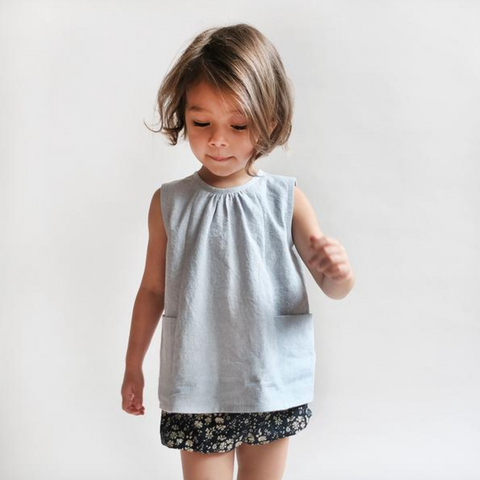 A Verb For Keeping Warm Baby Child Smock Top And Dress Pattern Awesome Smock Dress Pattern