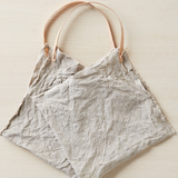 Cocoknits Rustic Linen Four Corner Bag (Medium) - New!