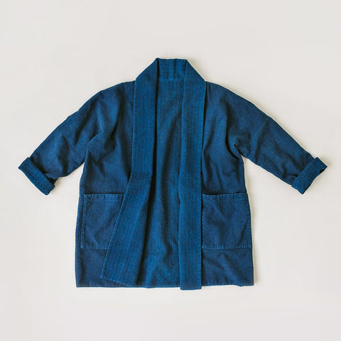 A Verb for Keeping Warm — Women\'s Kimono Jacket Sewing Pattern from ...