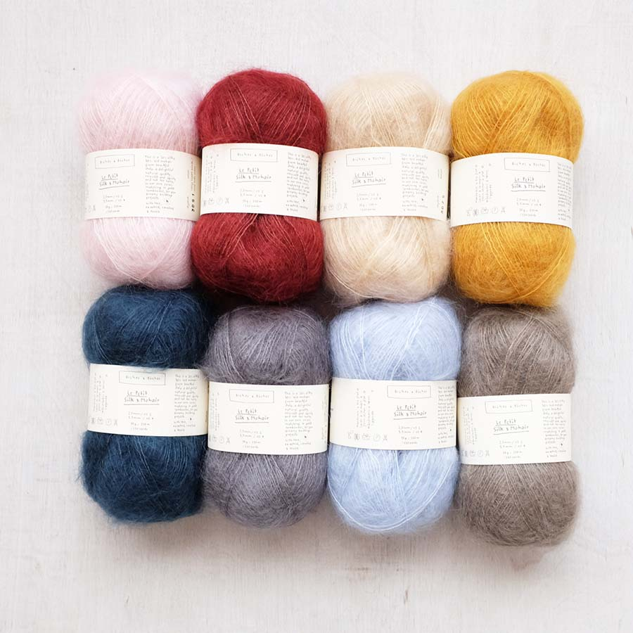 Biches & Buches - Le Petit Silk & Mohair - Just restocked!