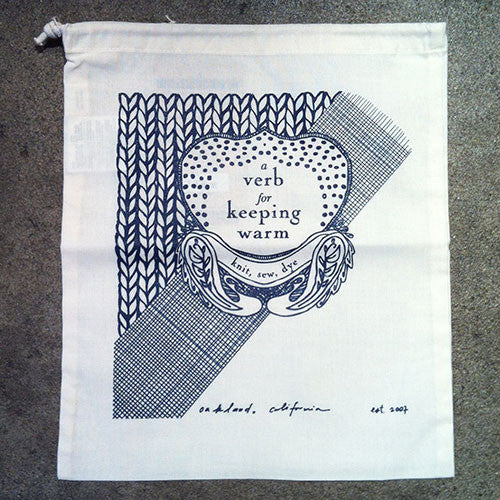 AVFKW Anniversary Project Bag