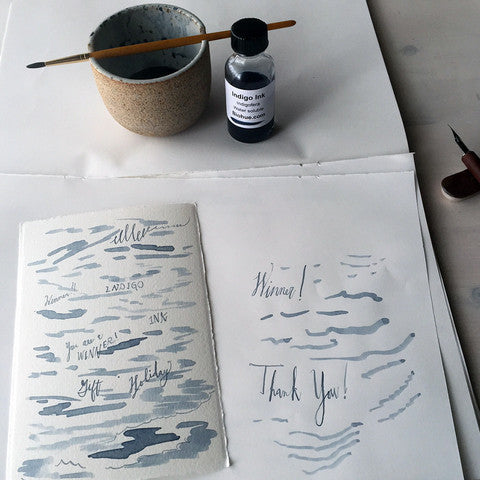 Botanical Ink Making Workshop with Judi Pettite: Coming Soon!
