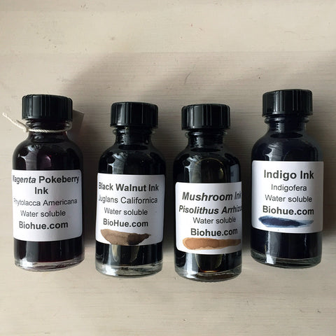 BioHue Botanical Ink