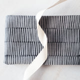 Label:Fabric Only Kit - Black Lines