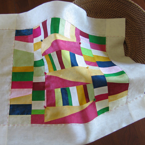 Jogakbo Patchwork Hand Stitching with Youngmin Lee: Coming Soon!