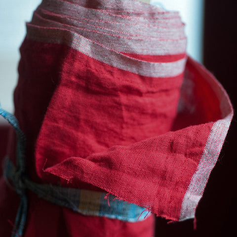 A Verb for Keeping Warm — Merchant and Mills Laundered Linen