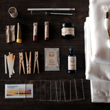 The Modern Natural Dyer - Indigo + Shibori Dye Kit